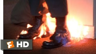 Firestarter (2/10) Movie CLIP - Hot Feet (1984) HD