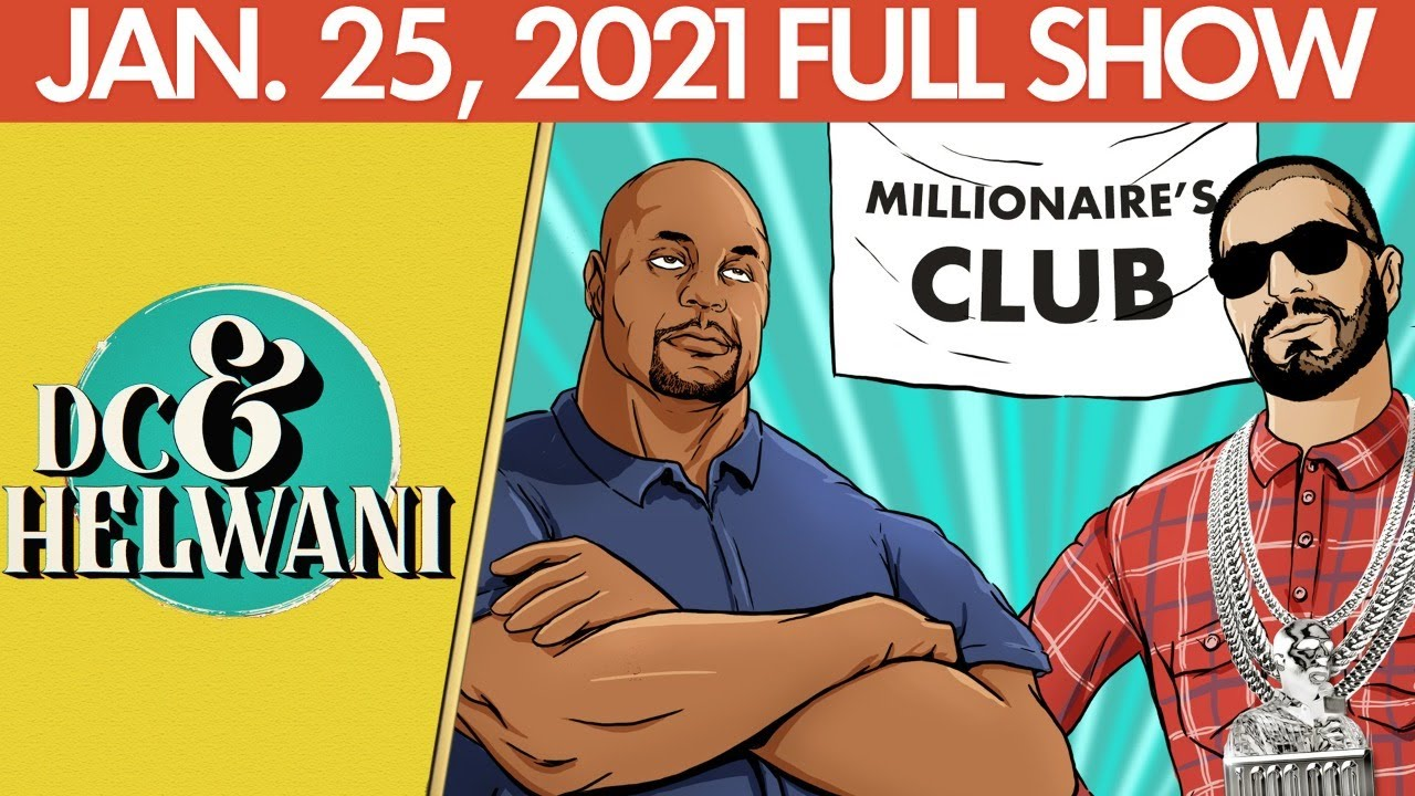 DC & Helwani (January 25, 2021)   ESPN MMA