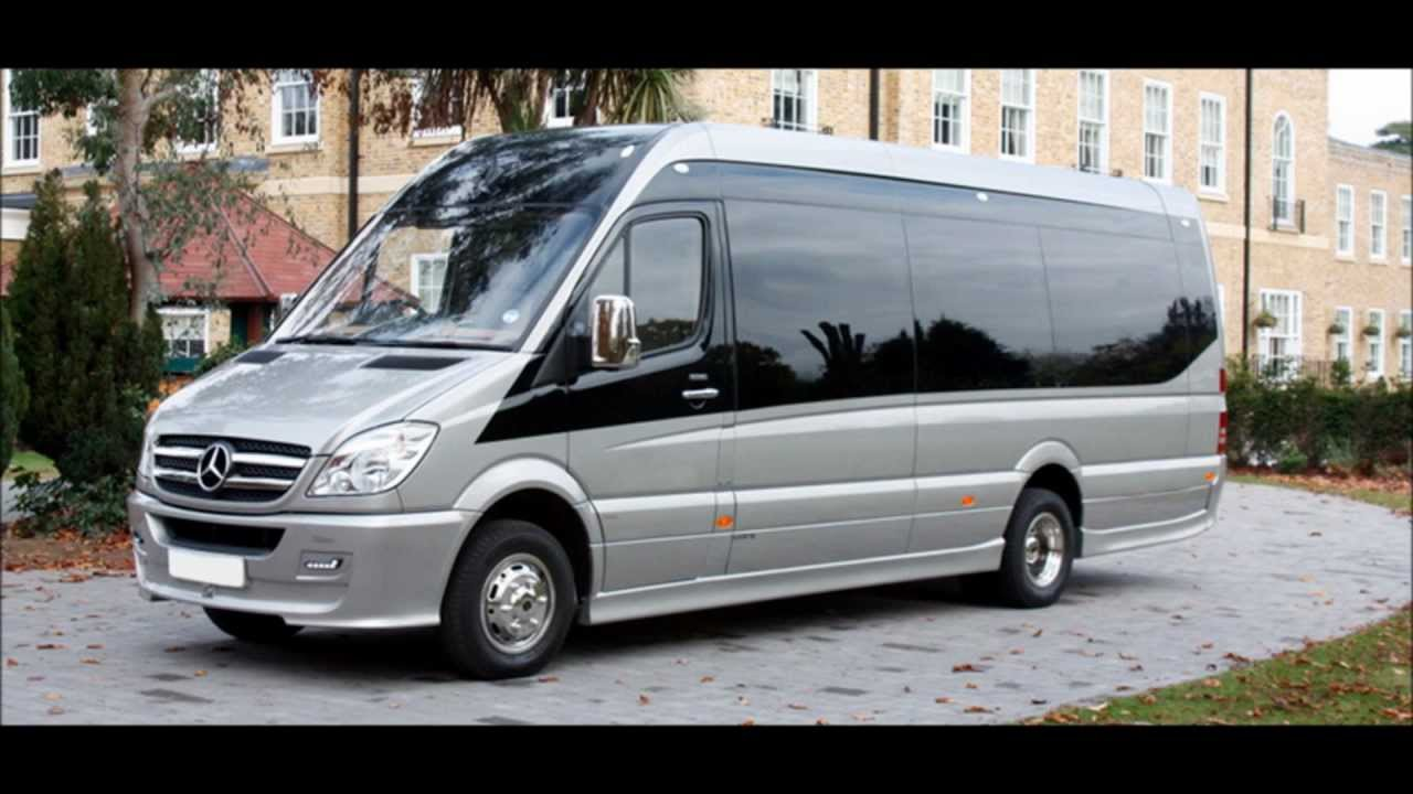 Goldline Executive Travel Minibus Amp Coach Hire Youtube