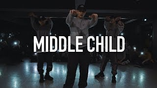 Middle Child - J. Cole / Enoh Choreography