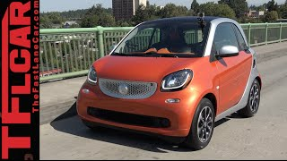 All New 2016 Smart Fortwo: Everything You Ever Wanted to Know