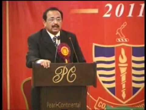 Speech Of Zulfiqar Cheema
