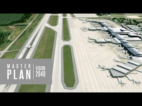 RDU's Flight Plan for the Future: Vision 2040
