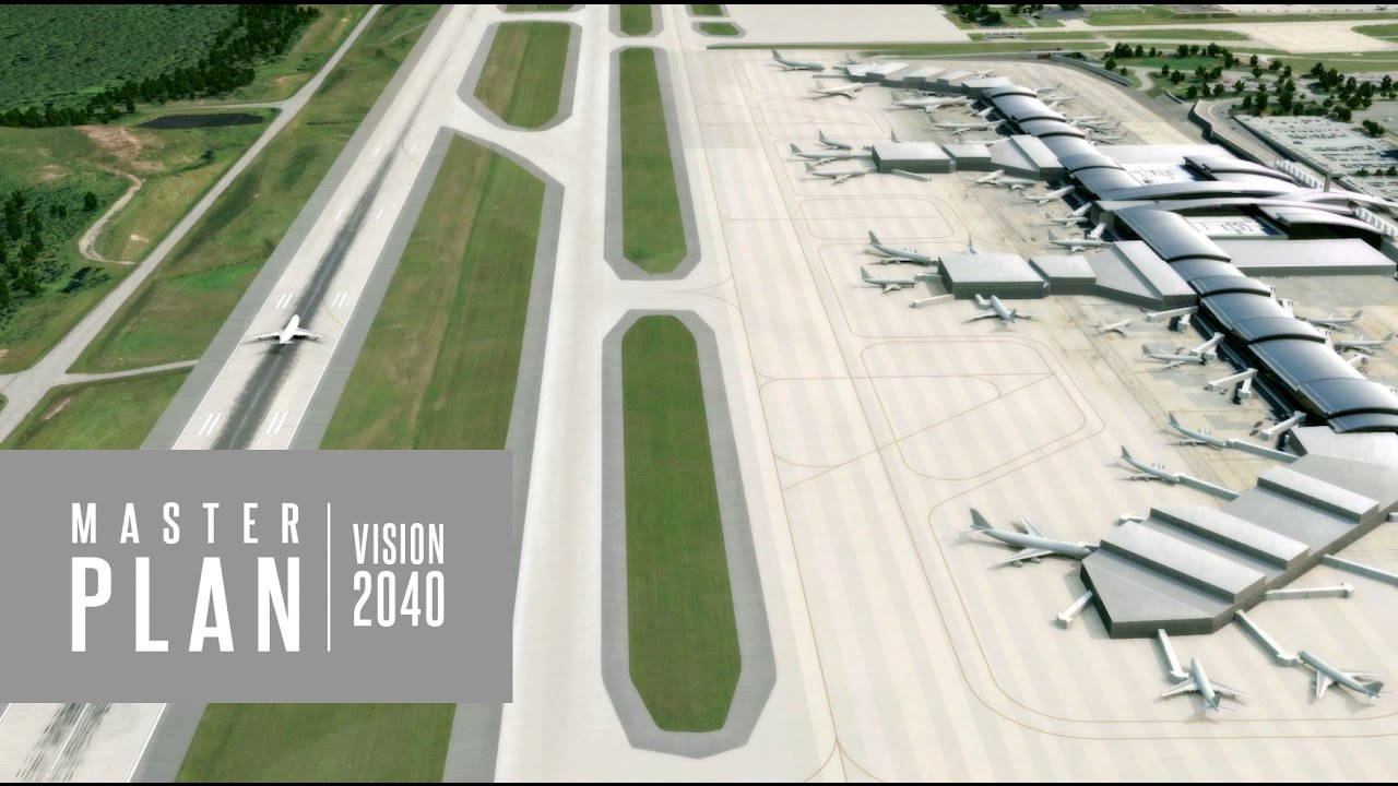 Rdu S Flight Plan For The Future Vision 2040 Youtube