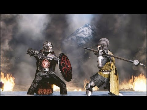 BATTLE OF TRIDENT l Robert Baratheon vs Rhaegar Targaryen l ROBERT'S REBELLION