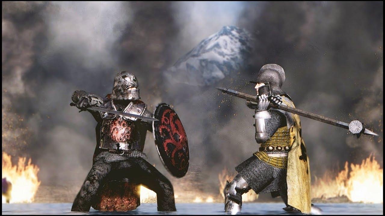 battle of trident l robert baratheon vs rhaegar targaryen l robert s
