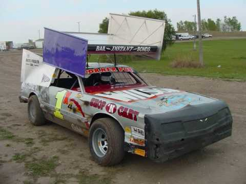 OUTLAW L M  STREET STOCK CHEATERS DAY I 90 SPEEDWAY 9 18 05
