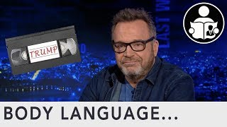 Body Language: Tom Arnold On Cohen Trump Tapes Cohen flipped