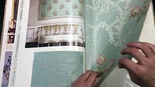Обои KT Exclusive Vintage Textiles  Обзор каталога