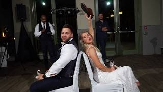 The Shoe Game | Grimes Wedding | *hilarious*