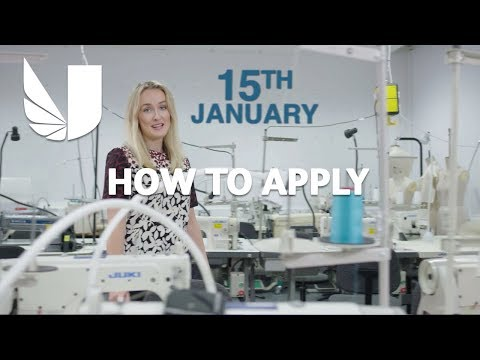 How to Apply to the University of West London