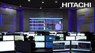 Mais agilidade para o atendimento de consumidores de energia elétrica - Hitachi thumbnail