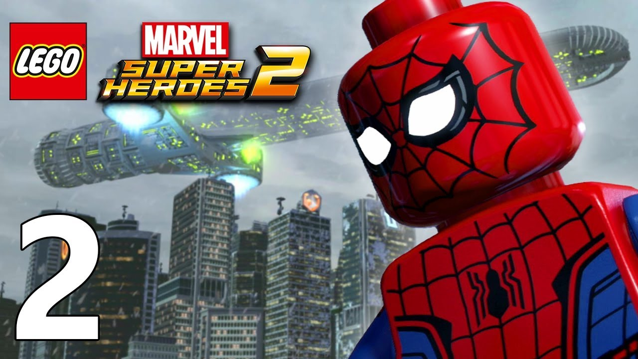 LEGO MARVEL Super Heroes 2 FR  2 - YouTube ffdd21be05