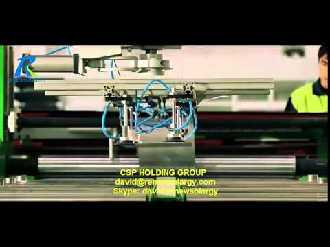 PLC Control Automatic Two Rollers Rolling Machine for Solar/Electric Water Heater tank Production