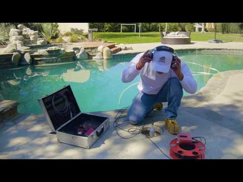 F.L.A.S.H. Leak Locating System - Professional Leak Detection Equipment From LeakTronics