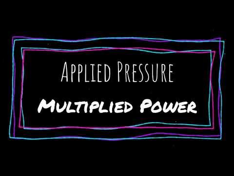 Applied Pressure Multiplied Power