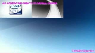 TEH SECOND BEST INTEL SPARTA REMIX ON YOUTUBE (V2)