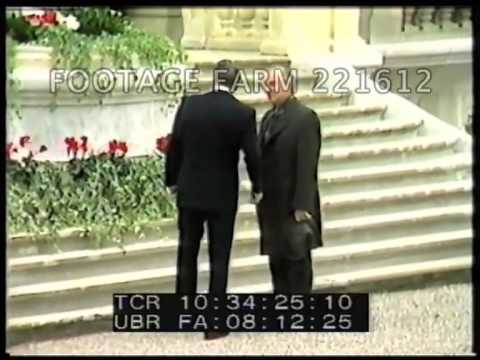 1985 Reagan and Gorbachev Geneva 221612-03 | Footage Farm
