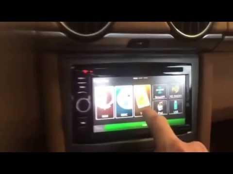 Cayman S Radio Upgrade