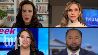 Trump campaign evades blame after Whitmer plot