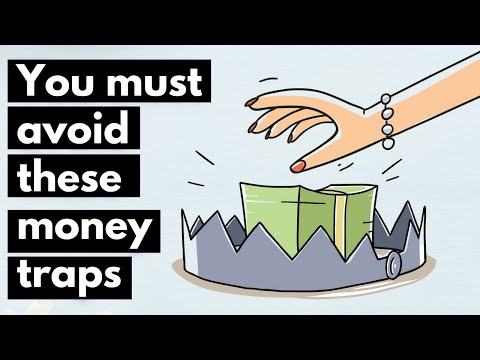 10 Money Traps YOU MUST AVOID At All Cost