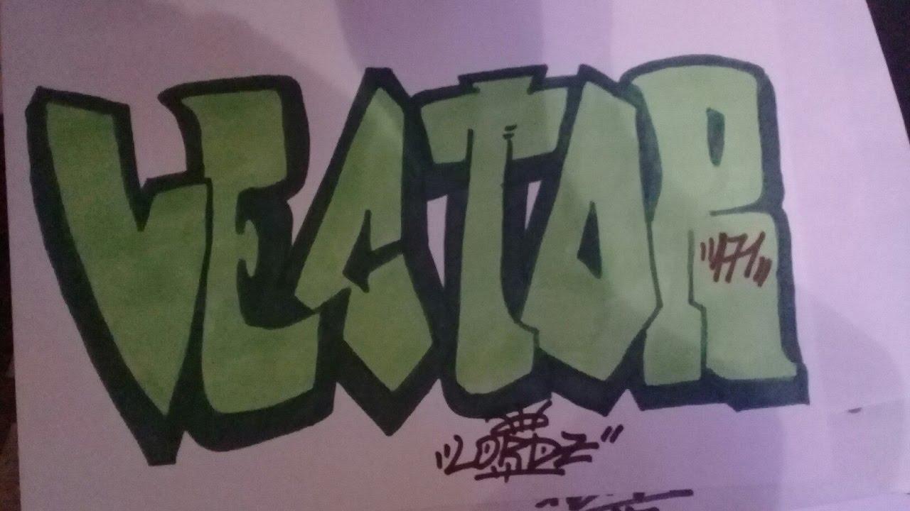 граффити на бумаге фото имена женские дворе