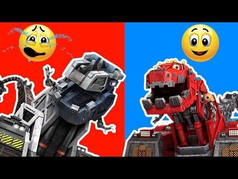 Dinozor Makineler Renklendirme Oyunu Dinozor Makineler Boyama