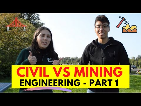 Mining vs. Civil Engineering - Which should you choose?