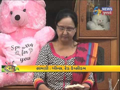 Etv News Gujarati l Rasoi ni Ramzat l Open Veg Sandwich l Snow Ball l 5 Jan