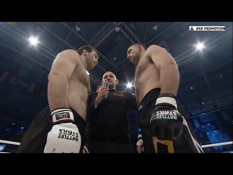 BOS 1: Султан Алиев vs. Арунас Вилиус | Sultan Aliev vs. Arunas Vilius