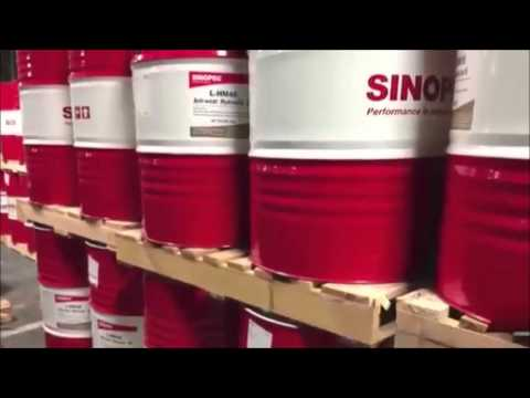 Sinopec Lubricant Products