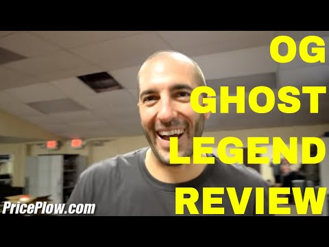 Ghost LEGEND Review: Sour Warheads Pre Workout!