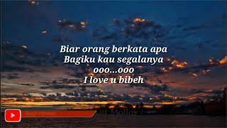 Download Mp3 The Changcuters - I Love U Bibeh  Lirik