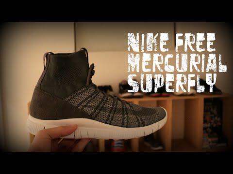 Nike Free Flyknit Mercurial Superfly SP -
