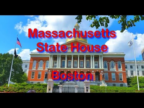Massachusetts State House (Capitol) - Boston - Travels With Phil