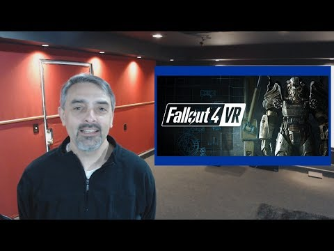 Fallout 4 VR Reactions - EVE: Valkyrie Winter Update - VR Game Rankings - Daily VLOG - 12 12 17