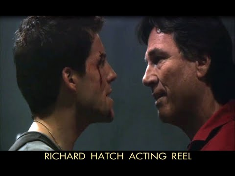 Richard Hatch Acting Reel (Short)