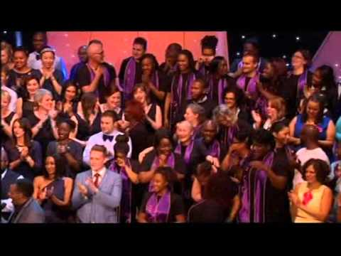 Birmingham Community Gospel Choir won the Song Of Praise Gospel Final (2015)