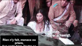 カルメン4  ハバネラ (ウィーン オペラ座 2010/5/3) OPERA CARMEN 4 Habanera
