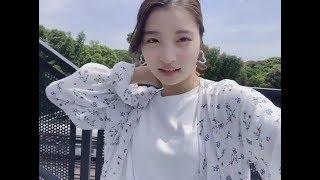 20180502 丹羽絵理香ちゃん(原宿乙女)がtwitterに投降した動画です。