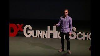 Rising to the Challenge | Amjed Aboukhadijeh | TEDxGunnHighSchool