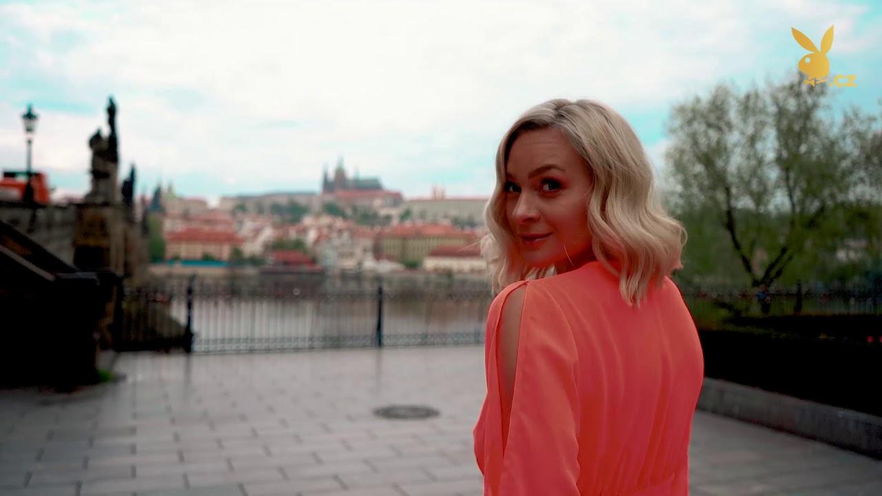 Playboy X Barbora Mottlová - YouTube