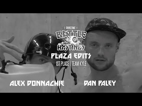 Team Kyle - 1st - Battle of Hastings Plaza Edits 2017
