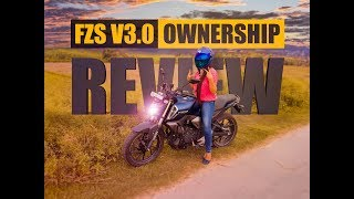 Fzs V3 Ownership Review and Opinions after First Service