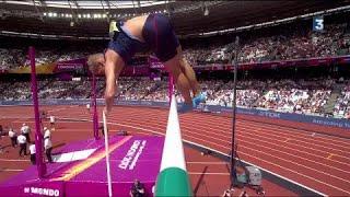 Mondiaux d'athlétisme : Kevin Mayer a assuré au saut à la perche !