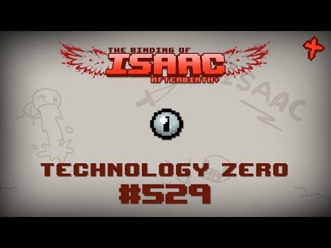 Technology Zero - Binding of Isaac: Rebirth Wiki