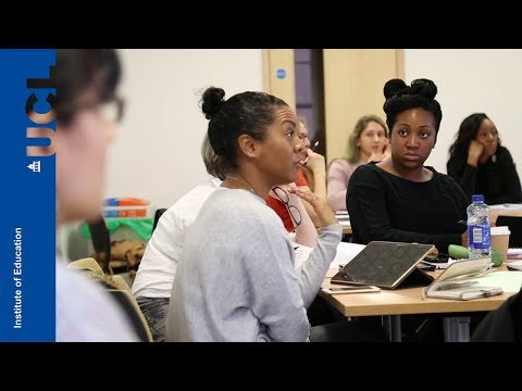 PGCE Post-Compulsory | UCL Institute of Education