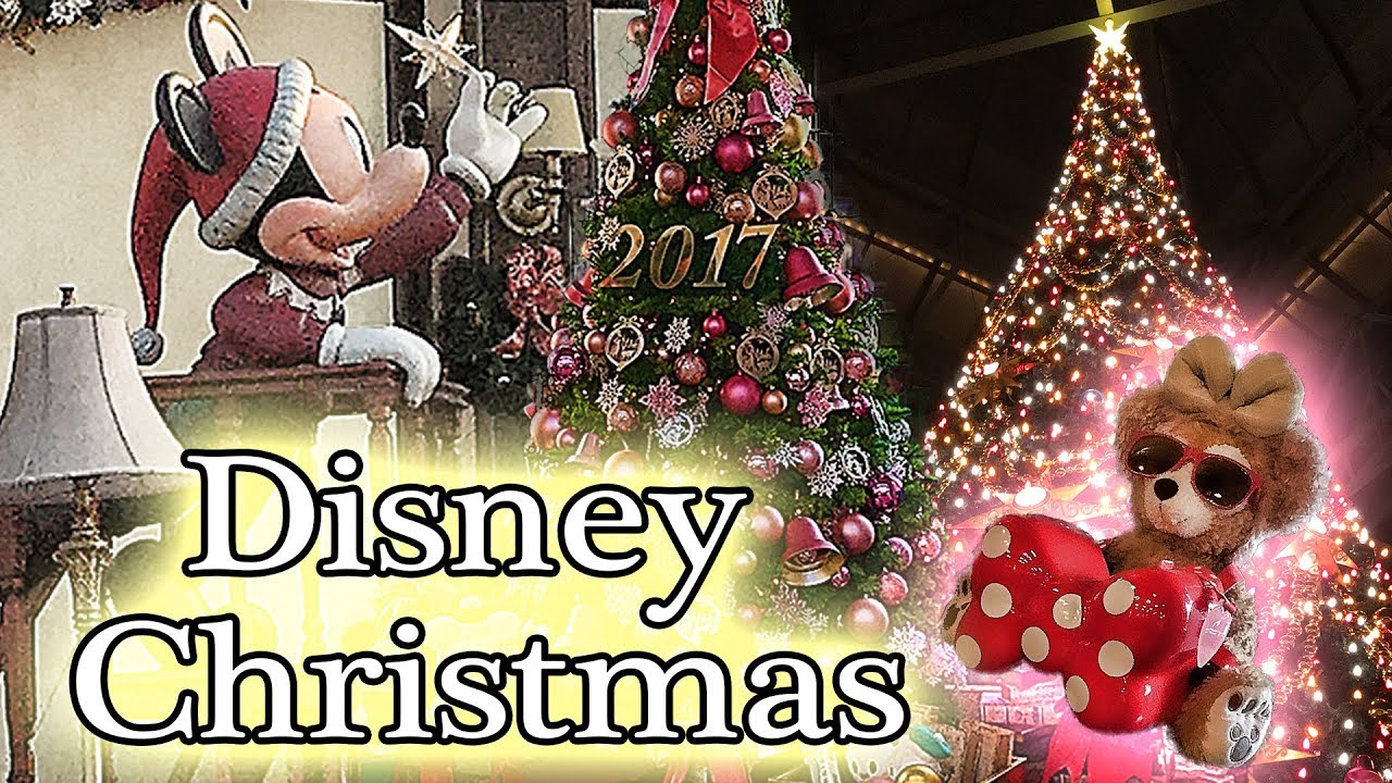 ディズニー クリスマス 2017 disney christmas 2017 - youtube