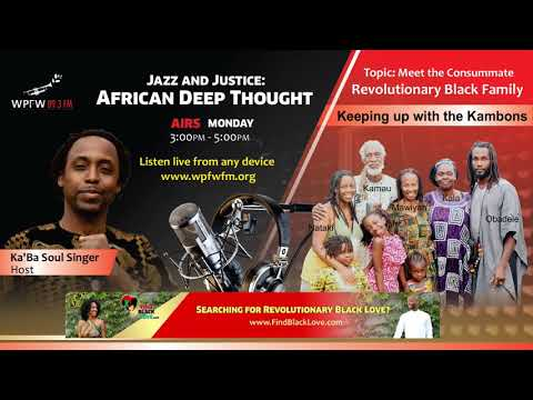Intergenerational Afrikan=Black Liberation: Kambon Family Exclusive Interview