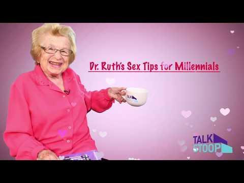 Dr. Ruth's Sex Tips for Millennials | Talk Stoop